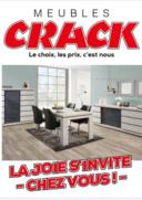 Prospectus Meubles Crack : La joie s'invite chez vous