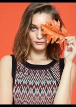 Promos et remises Desigual : Promotion d'automne : -30% sur une sélection d'articles