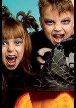 Promos et remises  : Tout pour bien préparer Halloween