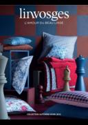 Catalogues et collections Linvosges Boulogne-Billancourt : La collection automne hiver 2016
