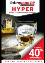 Prospectus Intermarché Hyper : À la découverte de nouveaux arômes...