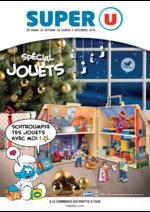 Catalogues et collections Super U : Spécial jouets