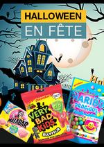 Catalogues et collections Monoprix : Halloween en fête