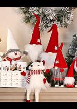 Catalogues et collections Alinéa : Découvrez la boutique de Noël