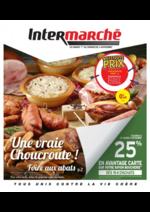 Prospectus Intermarché Super : Une vraie choucroute !