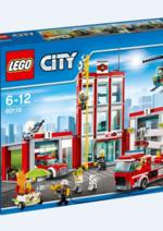 Catalogues et collections Toys R Us : LEGO® City - Nouveautés 2016