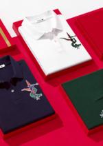 Catalogues et collections Lacoste : La collection de Noël Jean-Paul Goude