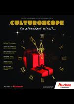 Promos et remises  : Culturoscope. En attendant minuit...