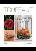 Catalogues et collections Truffaut : Aquariums et terrariums