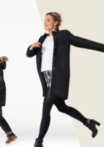 Catalogues et collections La Halle : La sélection de manteaux à partir de 39,99€