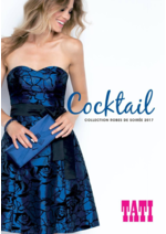 Prospectus Tati : Cocktail collection 2017