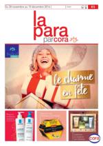 Prospectus Cora : La para par Cora : le charme en fête
