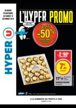 Promos et remises  : L'hyper promo, le 2ème à -50% en remise immédiate