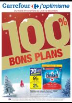 Prospectus Carrefour : 100% bons plans