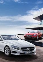 Catalogues et collections Mercedes Benz : Adoptez une des nouvelles Mercedes