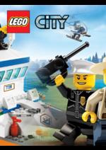 Promos et remises  : 15% de remise sur toute la gamme Lego City