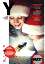 Journaux et magazines DARTY : Y-MAG Hiver 2016-2017