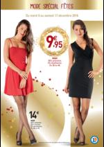 Prospectus E.Leclerc : Mode spécial fêtes