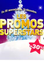 Promos et remises Toys R Us : Les Promos Superstars