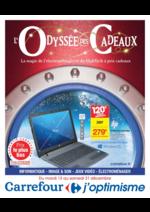Prospectus Carrefour : L'odyssée des cadeaux II