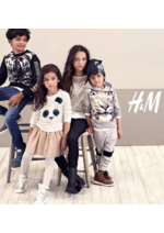 Catalogues et collections H&M : Catalogue enfant: H&M soutient WWF