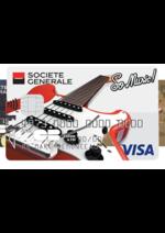 Catalogues et collections Société Générale : La nouvelle carte Mika est enfin disponible