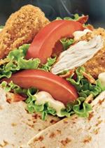 Promos et remises  : Venez savourer le Mc Wrap