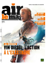 Journaux et magazines Mc Donald's : Air le Mag du mois de Janvier 2017