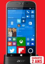 Promos et remises ELECTRO DEPOT : -16% sur le smartphone Acer Jade Primo