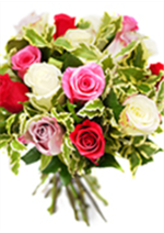 Prospectus Au nom de la rose : Faites plaisir à la femme de votre vie