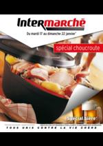 Prospectus Intermarché Contact : Spécial choucroute
