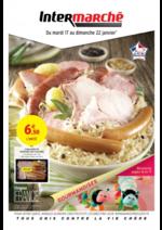 Prospectus Intermarché Super : Gourmandises