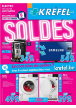 Prospectus Krëfel Electro : Soldes
