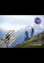 Catalogues et collections Mondovélo : Catalogue 2017