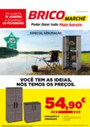 Folhetos Bricomarché Almada - Charneca da Caparica : Especial Arrumação