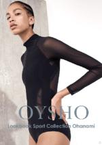 Promos et remises  : Lookbook Sport Collection Ohanami