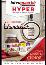 Prospectus Intermarché Hyper : Spécial Chandeleur