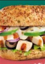 Catalogues et collections Subway : Le menu duo poulet à votre sauce