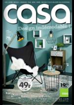 Prospectus Casa : Design indémodable !