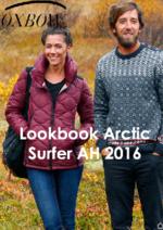 Promos et remises  : Lookbook Arctic Surfer AH 2016