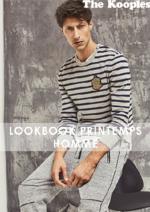 Promos et remises  : Lookbook printemps homme