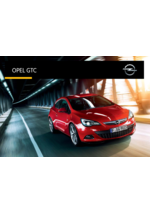 Catalogues et collections opel : Opel GTC