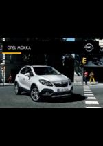 Catalogues et collections opel : Opel Mokka