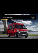 Promos et remises  : Opel Movano