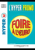Prospectus Hyper U : Foire à l'€uro