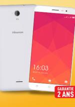 Catalogues et collections ELECTRO DEPOT : Smartphone Hisense à 99,98€