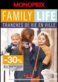 Prospectus Monoprix SOISY sous MONTMORENCY : Family life