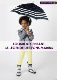 Catalogues et collections Sergent Major Mons : Lookbook enfant La légende des fonds marins
