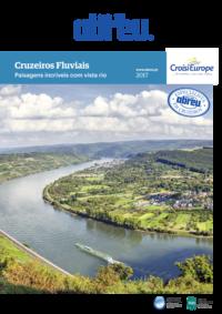Catálogos e Coleções Viagens Abreu Porto Aliados : Especial Croisieurope 2017
