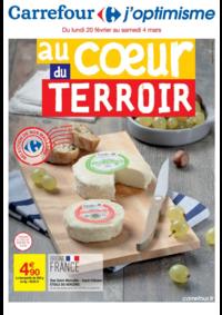 Prospectus Carrefour CHARENTON LE PONT : Au coeur du terroir